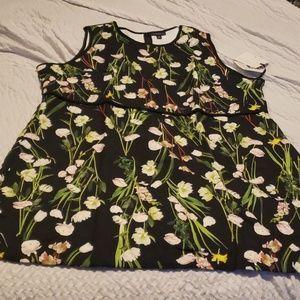 Nwt 3x Victoria Beckham dress mini floral